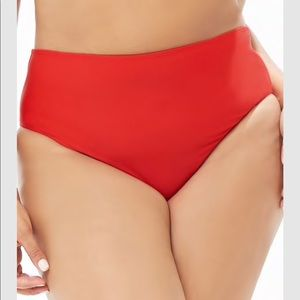 Plus size bikini bottoms